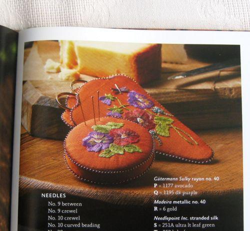 Passion for Needlework 3 - Blakiston Creamery